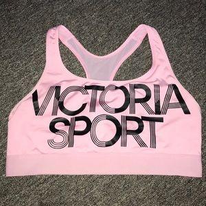 BABY Pink Victoria's Secret sports bra! 💕
